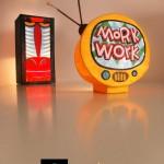 Luzia para MorkWork. Diseñadores gráficos.
